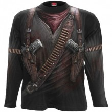 T-shirt Long sleeve Holster Wrap