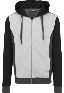 Sweat Zip Hoody Carter