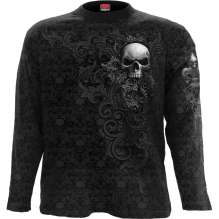 T-shirt Long sleeve SKULL SCROLL