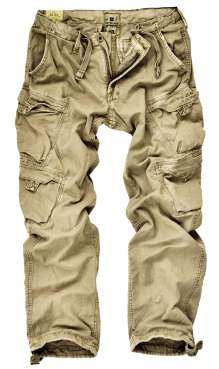 Cargo men army pants Jet Lag FW 010