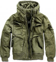 Men Winter Jacket Bronx