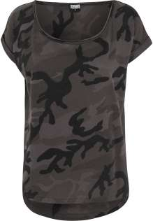 Ladies T-shirt CAMO
