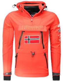 SOFTSHELL JACKET Geographical Norway Tuilding