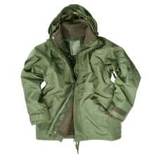 Winter Army Jacket - Fleece