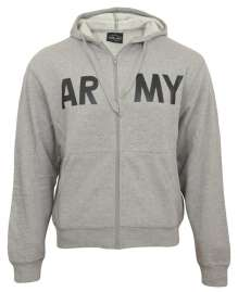 US JOGGING JACKET ARMY