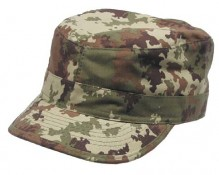 US BDU Field Cap