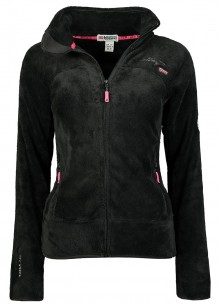Ladies fleece jacket Unicorne