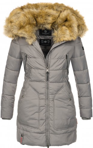 Marikoo ladies Winter jacket Knuddelmaus